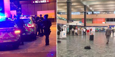 VIDEO Una dintre cele mai aglomerate statii de metrou din Londra, evacuata dupa explozia unei tigari electronice