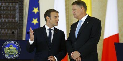 Deutsche Welle: Macron are misiunea de a nu rata ultima sansa de salvare a Europei unite si a democratiei