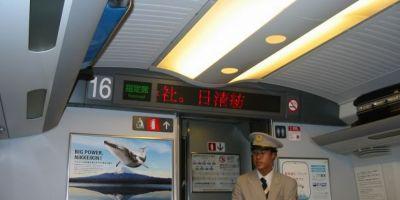 Experienta care l-a marcat pe un roman intr-un tren din Japonia: