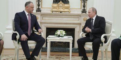 Operatiunea umilirea lui Dodon in fata lui Putin: Vladimir Plahotniuc vrea sa arate Rusiei cine e seful