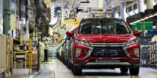 Mitsubishi Motors incepe expedierea SUV-ului Eclipse Cross catre Europa