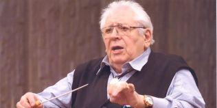 INTERVIU Dirijorul Ilarion Ionescu-Galati, la 80 de ani: