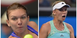 Simona Halep joaca azi cu Wozniacki: tenismena daneza, fost lider mondial, se anunta a fi un adversar pe cinste
