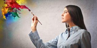 Cum trezim puterea creativa din noi. Zona din creier care este mai activa la matematicieni si ingineri