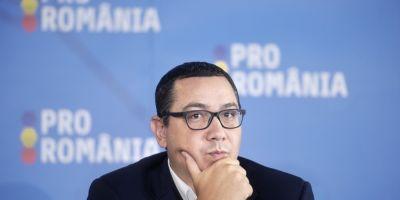 Ponta desfiinteaza revolutia fiscala a PSD: Sper ca Tudose sa castige batalia cu Dragnea. Legea salarizarii e o escrocherie de Teleorman
