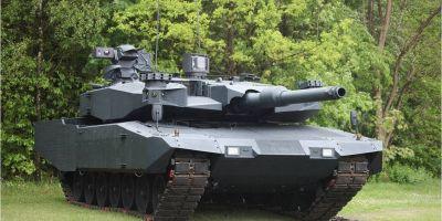 Fabrica de armament de la Resita ar putea fi readusa la viata de nemtii de la Rheinmetall