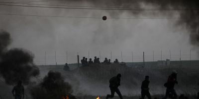 Israelul a anuntat ca a distrus un tunel de infiltratie care pleca din Gaza