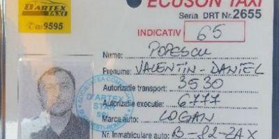 EXCLUSIV Epopeea taximetristului