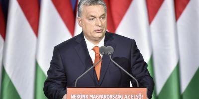 Viktor Orban, in cruciada impotriva imigrantilor, a lui Soros, FMI si UE