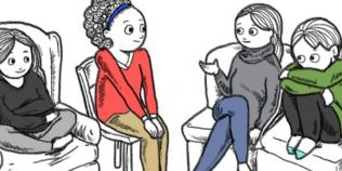 Pozitia in care stam pe scaun dezvaluie personalitatea si fricile fiecarei persoane