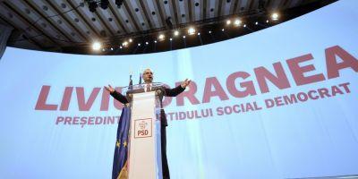 PSD a devenit Partidul Sultanului Dragnea.