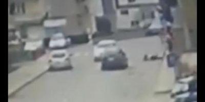 VIDEO Un preot din Neamt, accidentat mortal in timp ce traversa strada pe trecerea de pietoni