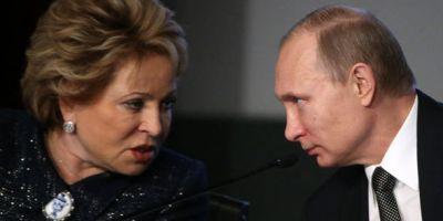 Rusia: Raspunsul nostru in cazul sanctiunilor americane va fi precis si dureros