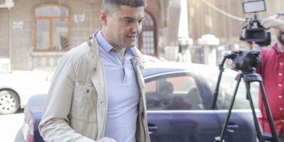 Cristian Boureanu a ajuns la DNA. El va fi audiat in dosarul lui Vladescu