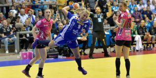 FOTO Craiova e Maxima din nou: echipa de handbal castiga Cupa EFH dupa un meci palpitant