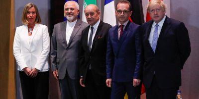 Angajament intre europeni si Iran pentru salvarea acordului nuclear de la Viena
