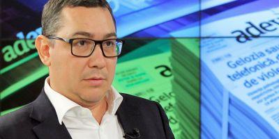 Ce vrea sa faca Ponta cu banii pe care ii cere de la procurorul Uncheselu
